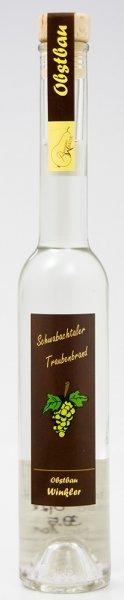 Schwabachtaler Traubenbrand