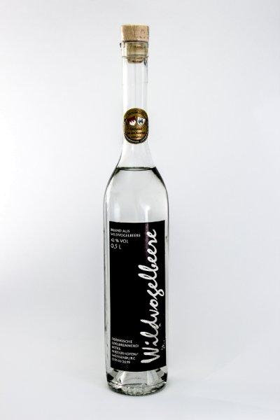Betke Wildvogelbeere Brand 500 ml. 42%vol.