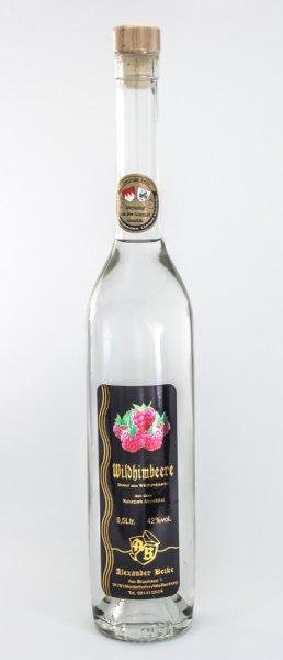 Betke Wildhimbeerbrand 500 ml. 42%vol.