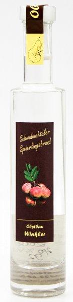Schwabachtaler Speierlingsbrand 0,2 ltr 40 % vol