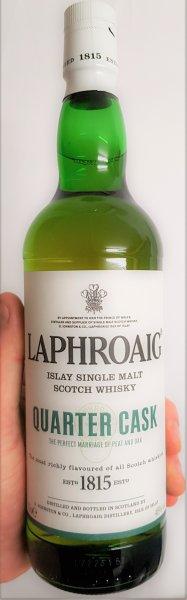 Laphroaig Single Malt Quarter Cask 700 ml. 48 % vol.