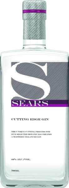Sears Cutting Edge Gin 44%