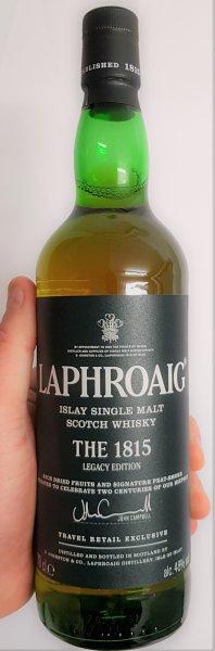 Laphroaig The 1815 Legacy Edition Obstlerland