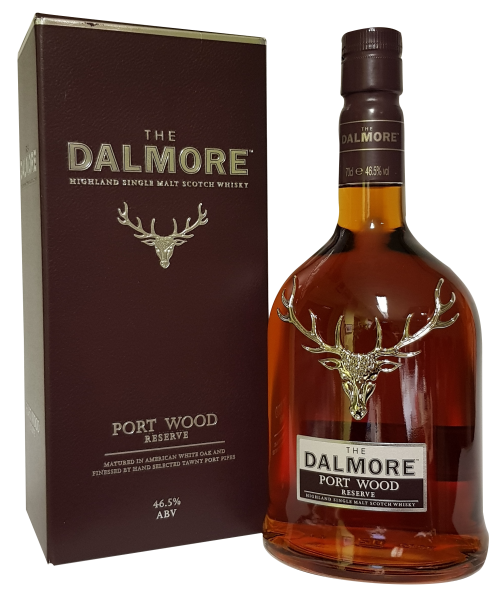 Dalmore Port Wood reserva Whisky