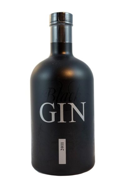 Gansloser Black Gin 0,7 lrt 45% vol