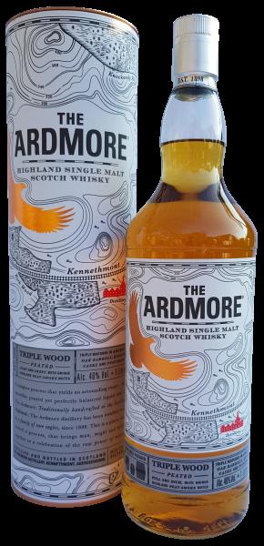 Ardmore Triple Wood Peated