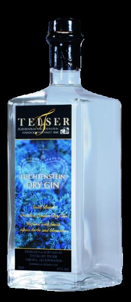 TELSER Liechtenstein Dry Gin