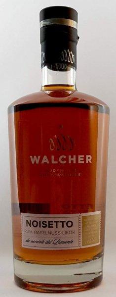 Walcher Noisetto Rum Haselnuss Likör