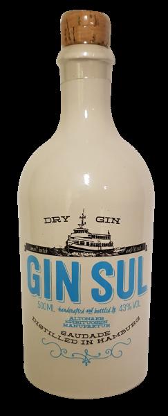 Gin Sul Hamburg Dry Gin Schnaps aus Hamburg