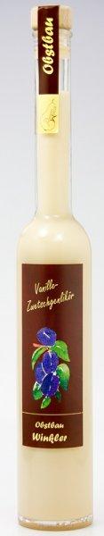Winkler Vanille-Zwetschgenlikör