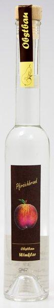Winkler Pfirsichbrand 0,2 ltr 39 % vol