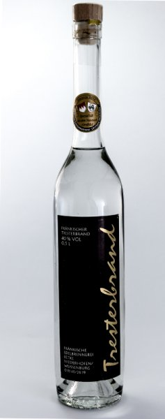 Betke Tresterbrand 500 ml. 40%vol.