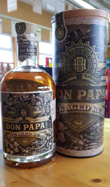 Don Papa Rye Aged Rum sonderedition