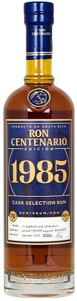 Ron centenario 1985