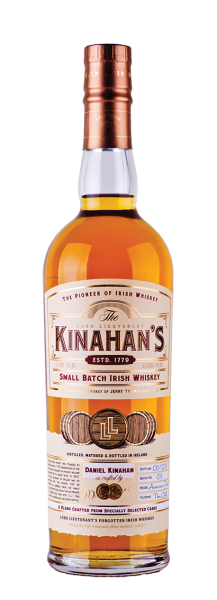 Kinahans Small Batch Irish Whisky