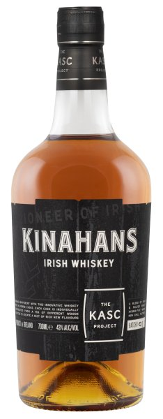 Kinahans Irish Whisky Hybrid Fass Whisky