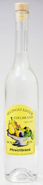 Selingstädter Pfirsichbrand 0,7ltr 41% vol