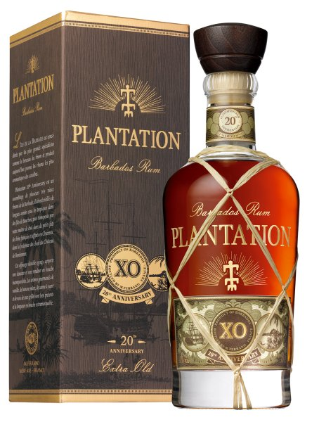 Plantation 20th Anniversary XO Rum 0,7 ltr. 40% vol.