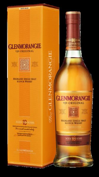 Glenmorangie Original 10 Jahre 700 ml. 40% vol.