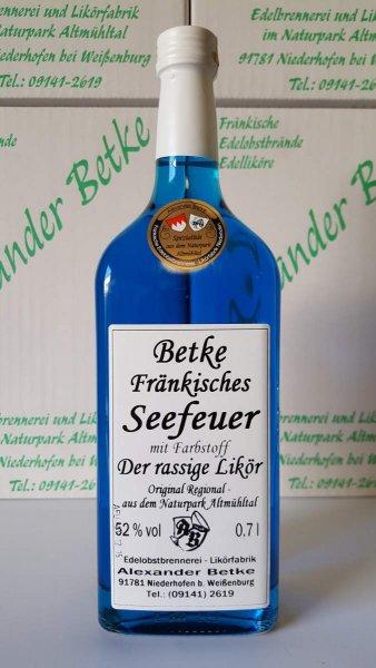 Betke Seefeuer Käuterlikör